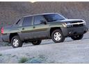 Фото авто Chevrolet Avalanche 1 поколение, ракурс: 315