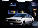 Фото авто Nissan Langley N12, ракурс: 45