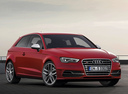 Фото авто Audi S3 8V, ракурс: 315 цвет: красный