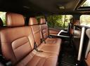 Фото авто Toyota Land Cruiser J200 [2-й рестайлинг], ракурс: задние сиденья