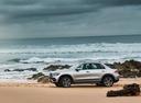 Фото авто Mercedes-Benz GLE-Класс V167, ракурс: 90 цвет: серебряный