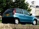 Фото авто Fiat Punto 1 поколение, ракурс: 225