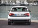 Фото авто Audi A1 8X [рестайлинг], ракурс: 180 цвет: белый