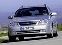 Фото авто Chevrolet Lacetti 1 поколение,  цвет: серебряный