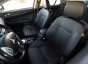 Фото авто Mitsubishi Lancer X [2-й рестайлинг], ракурс: сиденье