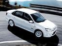 Фото авто ВАЗ (Lada) Granta 1 поколение, ракурс: 315 цвет: белый