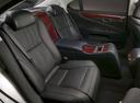 Фото авто Lexus LS 4 поколение, ракурс: задние сиденья