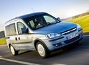 Фото авто Opel Combo C [рестайлинг], ракурс: 315