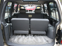 Фото авто Mitsubishi Pajero 2 поколение, ракурс: багажник