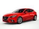 Фото авто Mazda 3 BM, ракурс: 45 - рендер цвет: красный