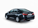 Новый Toyota Camry, серый металлик, 2017 года выпуска, цена 1 731 000 руб. в автосалоне Тойота Центр Новороссийск