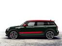 Фото авто Mini Clubman 2 поколение, ракурс: 90 цвет: зеленый