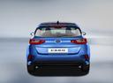 Фото авто Kia Cee'd 3 поколение, ракурс: 180 - рендер цвет: синий