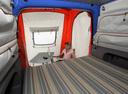 Фото авто Volkswagen Caddy 3 поколение, ракурс: багажник