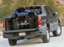 Фото авто Chevrolet Avalanche 1 поколение, ракурс: 180