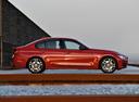 Фото авто BMW 3 серия F30/F31/F34, ракурс: 270 цвет: красный