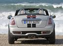 Фото авто Mini Roadster 1 поколение, ракурс: 180 цвет: серебряный