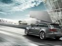 Фото авто Audi RS 6 C7 [рестайлинг], ракурс: 135 цвет: серебряный