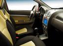Фото авто Chery Kimo 1 поколение, ракурс: сиденье