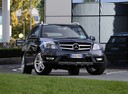 Фото авто Mercedes-Benz GLK-Класс X204, ракурс: 315 цвет: синий