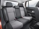 Фото авто Skoda Fabia 5J [рестайлинг], ракурс: задние сиденья