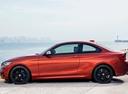 Фото авто BMW 2 серия F22/F23 [рестайлинг], ракурс: 90 цвет: оранжевый