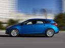 Фото авто Ford Focus 3 поколение, ракурс: 90 цвет: синий