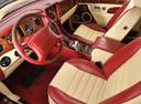 Фото авто Bentley Continental 2 поколение, ракурс: рулевое колесо