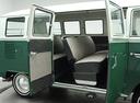 Фото авто Volkswagen Transporter T1 [рестайлинг], ракурс: задние сиденья
