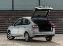 Новый ВАЗ (Lada) Granta, серебряный , 2017 года выпуска, цена 462 700 руб. в автосалоне Инкомсервис-Магнитогорск