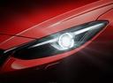 Фото авто Mazda Axela BM, ракурс: передние фары