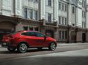 Фото авто Renault Arkana 1 поколение, ракурс: 225 цвет: красный