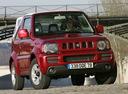 Фото авто Suzuki Jimny 3 поколение [рестайлинг],