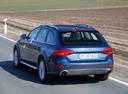 Фото авто Audi A4 B8/8K, ракурс: 135 цвет: синий