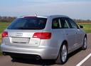 Фото авто Audi A6 4F/C6, ракурс: 225 цвет: серебряный