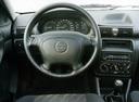 Фото авто Opel Astra F [рестайлинг], ракурс: рулевое колесо