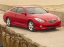 Фото авто Toyota Camry Solara XV30, ракурс: 315 цвет: красный