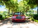 Фото авто Rolls-Royce Dawn 1 поколение,  цвет: красный