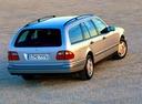 Фото авто Mercedes-Benz E-Класс W210/S210, ракурс: 225 цвет: серебряный