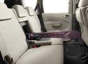 Фото авто Citroen C3 Picasso 1 поколение [рестайлинг], ракурс: задние сиденья