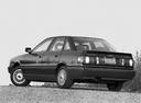 Фото авто Audi 80 8A/B3, ракурс: 135 цвет: черный
