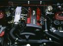 Фото авто Nissan Silvia S13, ракурс: двигатель