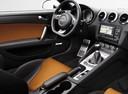 Фото авто Audi TT 8J [рестайлинг], ракурс: торпедо