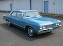 Фото авто Chevrolet Chevelle 1 поколение [3-й рестайлинг], ракурс: 315
