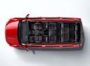 Фото авто Lifan MyWay 1 поколение, ракурс: салон целиком цвет: красный