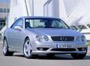 Фото авто Mercedes-Benz CL-Класс C215, ракурс: 315