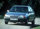 Фото авто Opel Kadett E [рестайлинг], ракурс: 45