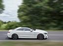 Фото авто Mercedes-Benz S-Класс W222/C217/A217 [рестайлинг], ракурс: 270 цвет: белый