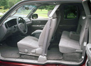 Фото авто Toyota Tundra 1 поколение [рестайлинг], ракурс: сиденье