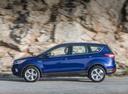 Фото авто Ford Kuga 2 поколение [рестайлинг], ракурс: 90 цвет: синий